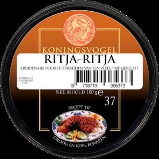 Koningsvogel Ritja-Ritja Mix