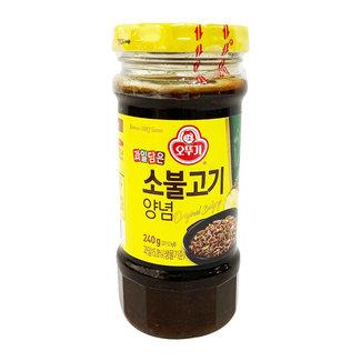 bulgogi sauce 240g Ottogi korean bbq