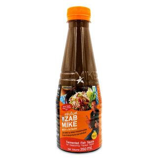 Zab Mike Fermented Fish Sauce Papaya Salad 350ml
