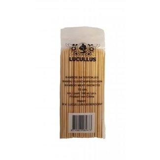 Bamboe Satestokjes 15cm Lucullus