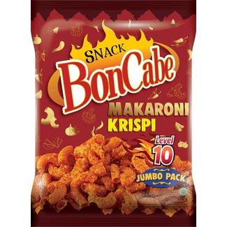 BonCabe Makaroni Krispi Level 10 - 150g - rood