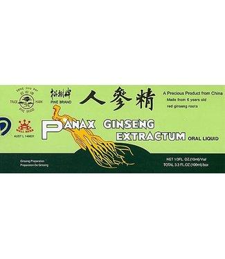 Panax Ginseng Extractum Pine Brand 10x10ml