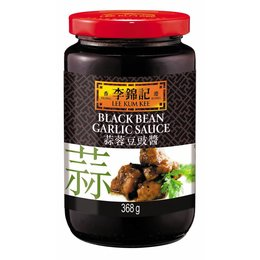 Lee Kum Kee Black Bean Garlic Saus 368g
