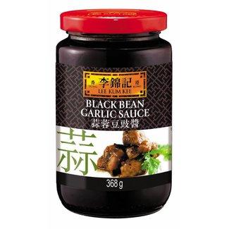 Black Bean Garlic Saus 368g - Lee Kum Kee