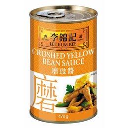 Lee Kum Kee Crushed Yellow Bean Saus 470g