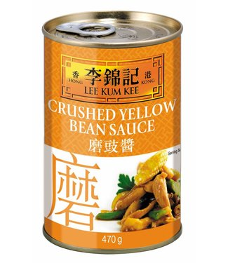 Lee Kum Kee Crushed Yellow Bean Saus 470g