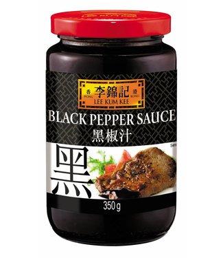 Lee Kum Kee Lee Kum Kee - Black Pepper Saus 350g