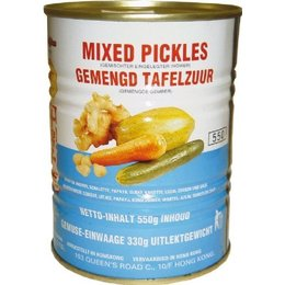 Mee Chun Mixed Pickles 550gr