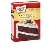 Duncan Hines Duncan Hines Red Velvet Cake mix