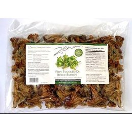 Sun Dried White Hibiscus Flower 125gr