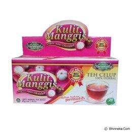 Mangosteen Rind Thee 20bags voor antioxidant