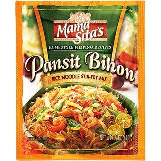 Rice Noodle Pancit Bihon 40g Mama Sitas