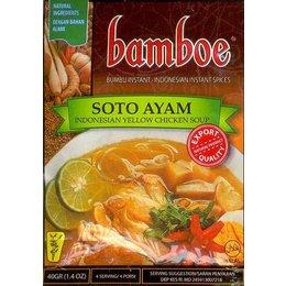 Bamboe Soto Ayam