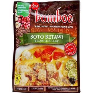 Bamboo soto Betawi