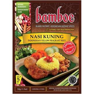 Bamboe Bamboe Nasi Kuning