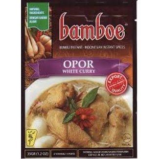 Bamboe Bamboe Opor