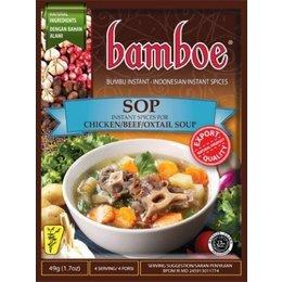 Bamboe Bamboe Sop