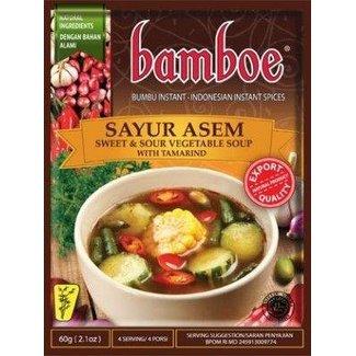 Bamboe Bamboe Sayur Asem