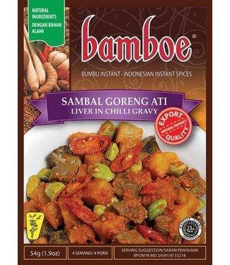 Bamboe Bamboe Sambal Goreng Ati