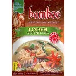 Bamboe Bamboe Lodeh