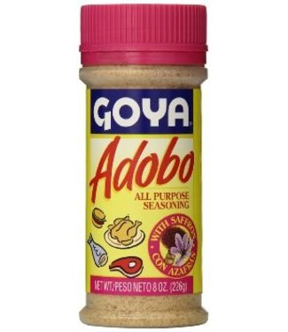 Goya Goya Adobo All Purpose Seasoning With Saffron (467g)