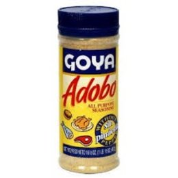 Goya Goya adobo all purpose seasoning without pepper (226g)