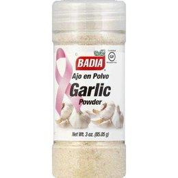 Badia Badia Garlic powder (85,05g)
