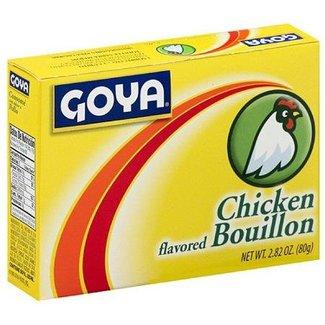 Goya Goya Chicken Flavored Bouillon 80g
