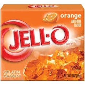 Jell-O Jell-o Orange Gelatin 85gr | 3 OZ