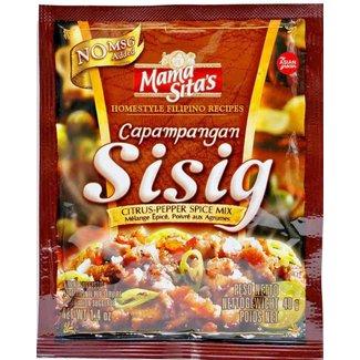 Mama Sita's Mama Sita Sisig Citrus-Pepper Spice Mix
