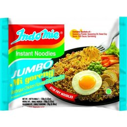 Indomie Indomie Jumbo Barbeque Chicken Flavour Noodles