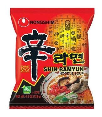 NongShim Nongshim Shin Ramyun Noodle Soup 120gr