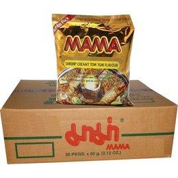 MAMA Mama Shrimp Creamy Tom Yum Flavour Jumbo 20st