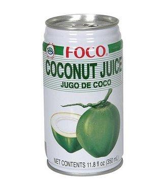 Foco Foco Coconut Juice 350 ml
