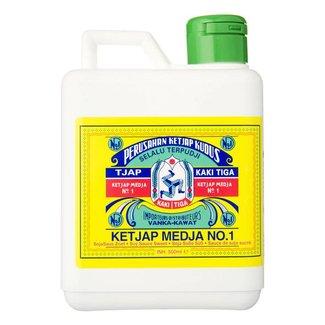 Vanka-Kawat Ketjap Kaki Tiga - Medja no.1 - 500 ml