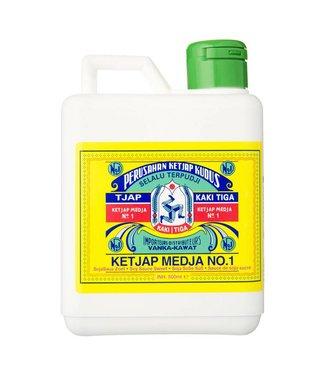 Vanka-Kawat Ketjap Medja no.1 500 ml
