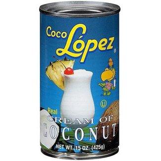 Coco López Coconut or Cream 15 oz - 425 g