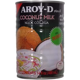 Aroy-D Aroy-D Coconut Milk (for desserts) 400 ml
