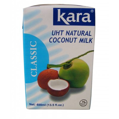 Kara Kara UHT Kokos Melk 400 ml