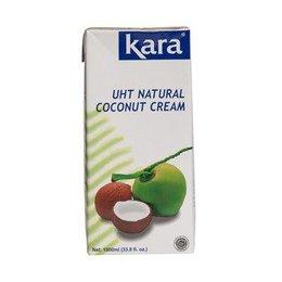 Kara Kara UHT Coconut Cream 1 LTR