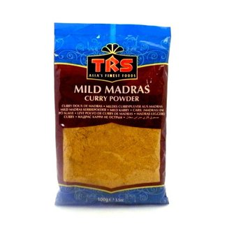 TRS TRS Mild Madras Curry Powder 100gr