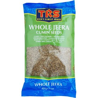 TRS TRS Whole Jeera Cumin Seeds 400gr