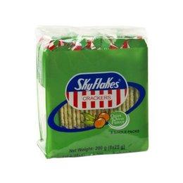 M.Y. San Skyflakes Crackers Onion & Chives Flavor