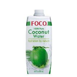 Foco Kokoswater 500ml