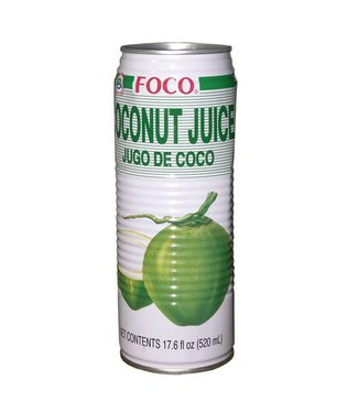 Foco Kokosnoot Sap 520ml