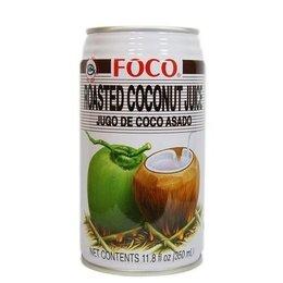 Foco Geroosterde Kokossap