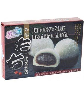 Yuki & Love Ricecake Red Bean Mochi
