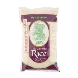 Green Dragon Thai glutinous rice 2KG