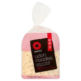 Obento Obento Udon Noodles 4x200gr