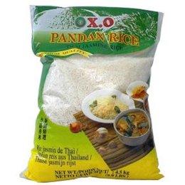 X.O X.O. Pandan Rice 4.5KG